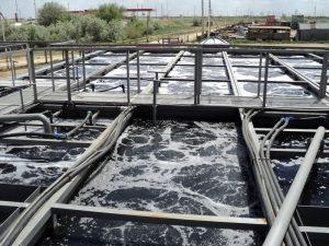 Биологическая очистка хозяйственно-бытовых сточных вод